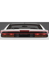 300ZX Z32 Blaster Z 90-93' Rear Spoiler Black Strip