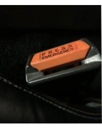 300ZX Z32 Blaster Z Seat Belt Decal (Pair)