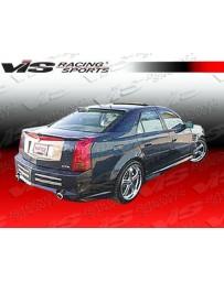 VIS Racing 2003-2007 Cadillac Cts 4Dr Vip Rear Bumper