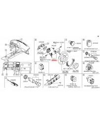 370z Z34 Nissan OEM Switch Assy Auto Trans Steering