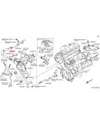 370z Z34 Nissan OEM Clip