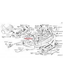 370z Z34 Nissan OEM Radiator Shroud Self Tapping Screw