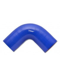 "Vibrant Performance 90 Degree Elbow, 4.5"" I.D. x 3"" Leg Length - Blue"