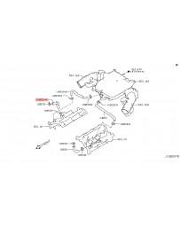 370z Z34 Nissan OEM PCV Hose Valve Cover to Intake Tube RH 10-12
