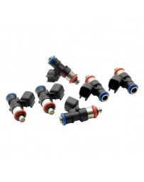 Mustang 2015+ DeatschWerks Bosch 65lb./hr Fuel Injector, (Set of 6)