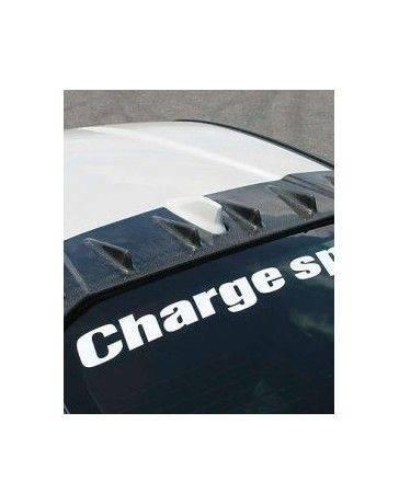 ChargeSpeed 2013-2018 Subaru BRZ CF SharkRoof Fin - TORQEN