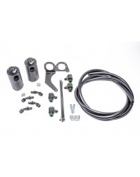 R35 GT-R Radium Engeneriing Dual Catch Can Kit, CCV