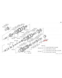 300zx Z32 Nissan OEM Countershaft Bearing Shim 0.6
