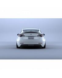 Artisan Spirits Black Label Rear Trunk Spoiler (CFRP) - Tesla Model 3 2017+