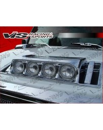 VIS Racing 2003-2009 Hummer H2 4Dr Bossini Driving Light Mounting Housing