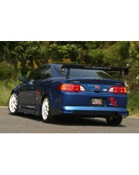 ChargeSpeed 02-04 RSX DC-5 Rear Bumper (Japanese FRP)