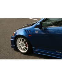 ChargeSpeed 02-06 RSX DC-5 Rear 20mm Wide Fender Pair