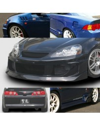 ChargeSpeed 05-06 RSX DC5 Wide Body Kit 20MM (8PC)