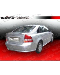 VIS Racing 2001-2004 Volvo S 40 4Dr Euro Tech Side Skirts