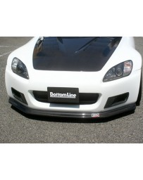 ChargeSpeed S2000 AP-1 Bottom Lines FRP Front Lip