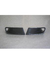 ChargeSpeed S2000 AP-1 Brake Duct For OEM Front Bumper FRP