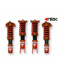 ARK Performance Mitsubishi Evolution 2.0L ST-P Coilover (03-05)