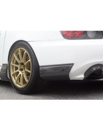 ChargeSpeed S2000 AP-2 Rear Bumper Cowl Carbon