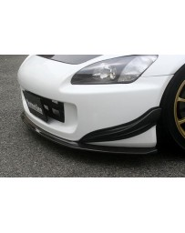 ChargeSpeed S2000 AP-2 Front Canard Carbon (Japanese CFRP)