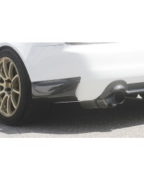 ChargeSpeed S2000 AP-2 Rear Bumper Cowl FRP (Japanese FRP)