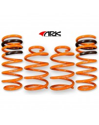ARK Performance Mitsubishi Evolution VIII/IX 2.0L GT-F Lowering Springs (03-07)