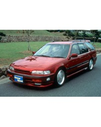 ChargeSpeed 90-93 Accord Front Grill With Headlight Eyeline
