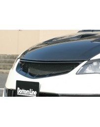 ChargeSpeed 06-10 Civic FD2 JDM Front Grill Carbo