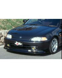 ChargeSpeed 1992-1995 Honda Civic 4 Dr Front Lip