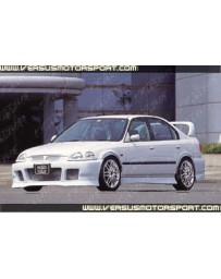 ChargeSpeed 96-98 Civic ALL Coupe/ HB/ Sedan EK Front Bumper