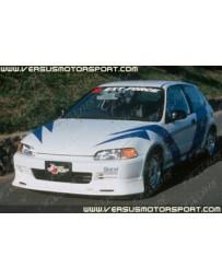 ChargeSpeed 92-95 Civic EG HB Type-1 Full Lip Kit