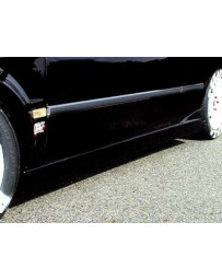 ChargeSpeed 92-95 Civic EG HB Side Steps (Japanese FRP) Pair