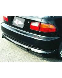 ChargeSpeed 92-95 Honda Civic EG HB Rear Under Spoiler