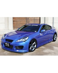 ChargeSpeed Hyundai Genesis Coupe Front Bumper