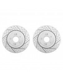 ARK Performance Hyundai Genesis Coupe (Brembo) Rear Brake Rotors (10-16)