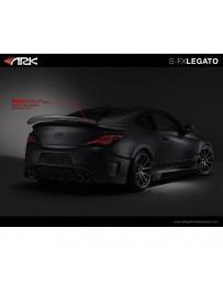 ARK Performance Hyundai Genesis Coupe (10-16) Legato Spoiler