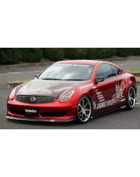 ChargeSpeed 06-07 Infiniti G35 Bottom Line Lip Kit FRP