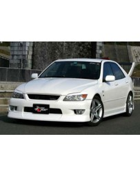 ChargeSpeed Lexus IS300 Full Lip Kit (FITS JDM BUMPERS ONLY)