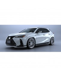 Artisan Spirits Black Label 3 pc Body Kit (FRP) - Lexus UX 200 /200h F-Sport (MZAA10) 2019-