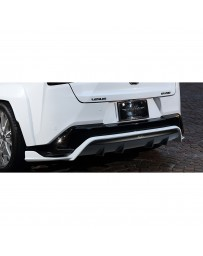 Artisan Spirits Black Label Rear Under Diffuser (FRP) - Lexus UX 200 /200h F-Sport (MZAA10) 2019-