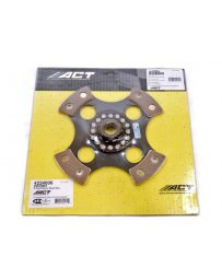 Toyota GT86 ACT 4-Puck Solid Hub Race Disc