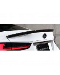 Artisan Spirits Black Label Trunk Spoiler (CFRP) - Lexus RC 300 F-Sport (ASC10) 2018-