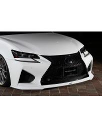 Artisan Spirits Black Label Front Under Spoiler (FRP) - Lexus GS-F (URL10) 2016-