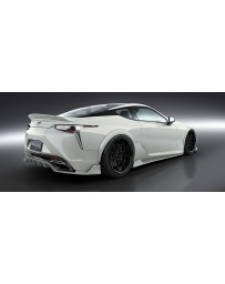 Artisan Spirits Black Label Rear Trunk Spoiler (FRP) - Lexus LC500 2017-