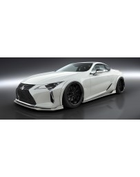 Artisan Spirits Black Label Side Under Spoiler (CFRP) - Lexus LC500 2017-