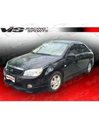 VIS Racing 2005-2008 Kia Spectra 4Dr Fuzion Front Lip