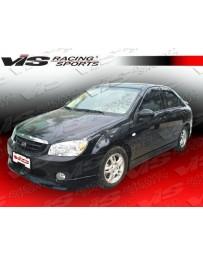 VIS Racing 2005-2008 Kia Spectra 4Dr Fuzion Front Lip