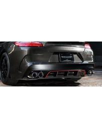Artisan Spirits Sports Line ARS Rear Bumper Kit (FRP) - Porsche Panamera Turbo 970CWBA 2009-2014