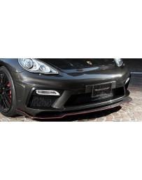 Artisan Spirits Sports Line ARS Front Bumper Kit (FRP) - Porsche Panamera Turbo 970CWBA 2009-2014