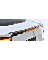 Artisan Spirits Black Label Rear Center Spoiler (CFRP) - Lexus LFA 2011