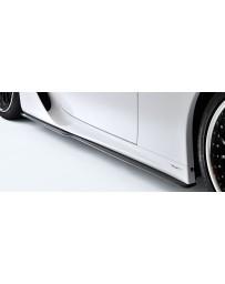 Artisan Spirits Black Label Side Under Spoiler (FRP) - Lexus LFA 2011